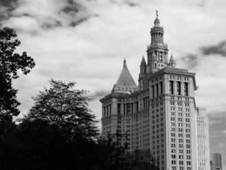 U.S.A. - New York City - Manhattan Borough President's Office