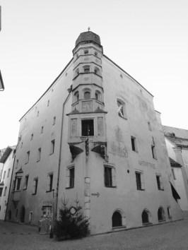 Rattenberg - Edificio storico