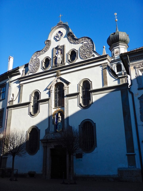 Hall in Tirol - Basilica del Sacro Cuore