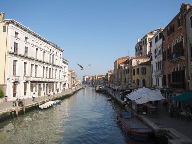 Venezia - Canal de Canaregio