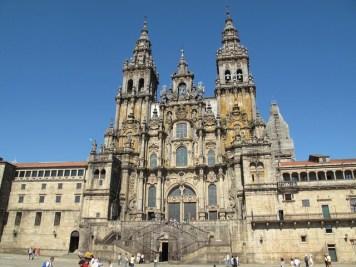Spagna - Santiago de Compostela - Cattedrale