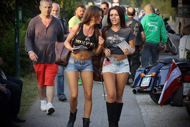 European Bike Week Faaker See 2016