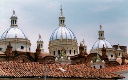 Ecuador - Cuenca - Cattedrale