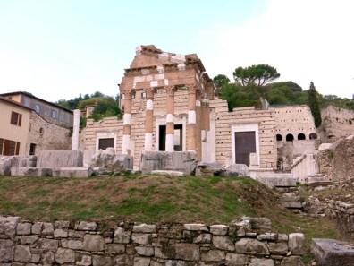 Brescia - Tempio Capitolino