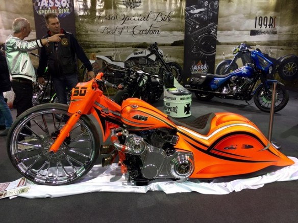 Motor Bike Expo - ASSO Special Bike, Atomic Snail