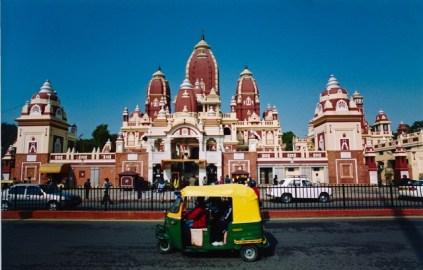 India - New Delhi - Laxmi Narayan o Birla madir