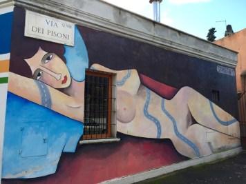 Arte Urbana (Street Art) - Quadraro: Jim Avignon - Street Art