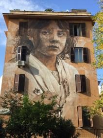 Arte Urbana (Street Art) - Tor Marancia: Guido Van Helten