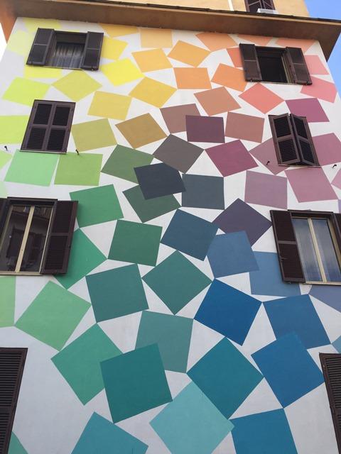 arte urbana a roma