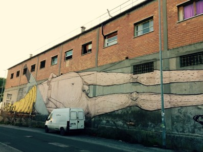 Arte Urbana (Street Art) - Tor Sapienza
