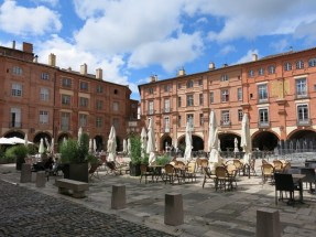 Montauban - Place National