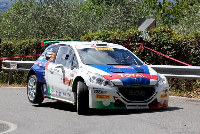 Rally di Roma Capitale - Peugeot 208 T16