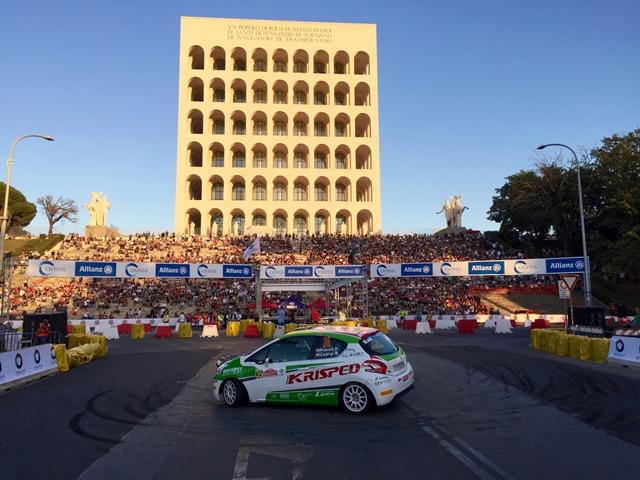 Rally di Roma Capitale - Peugeot 208VTI