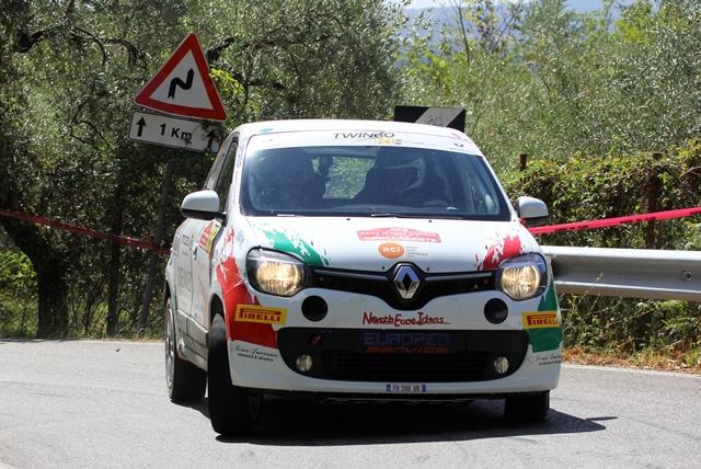 Rally di Roma Capitale - Renault Twingo