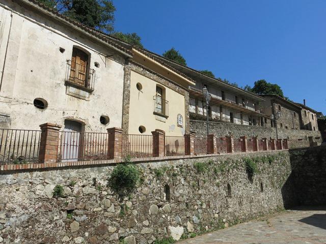 Le case Calabria
