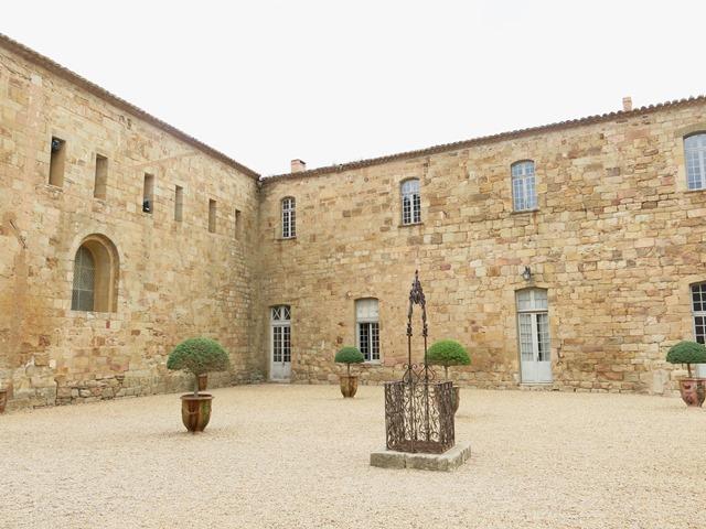 Abbazia di Sainte-Marie de Fontfroide Narbonne Francia