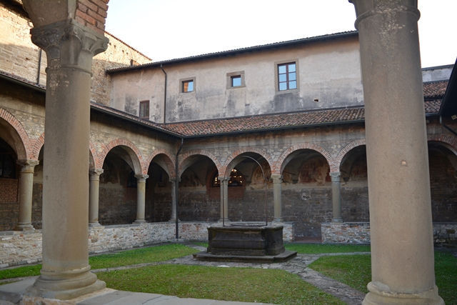Bergamo Città Alta Convento San Francesco