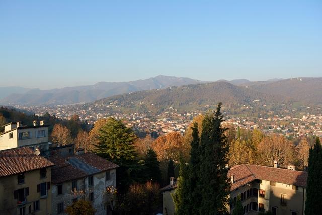 Panorama dal Convento San Francesco