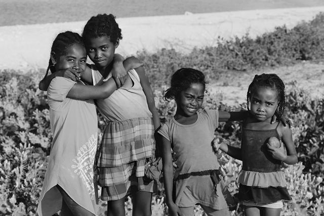 Anakao Madagascar Bambini