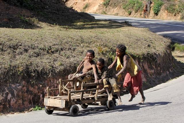 Madagascar - Andovoka - Bambini