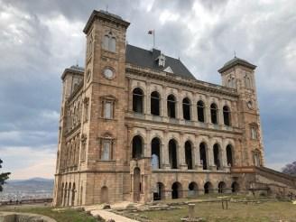 Madagascar - Antananarivo - Lenzuola funebri