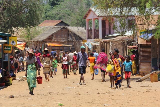 Madagascar Bekopaka
