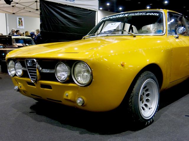 Arezzo Classic Motors - Alfa Romeo GT 1750 Veloce