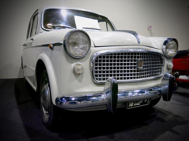 Arezzo Classic Motors - Fiat 1100 Lusso - 1959