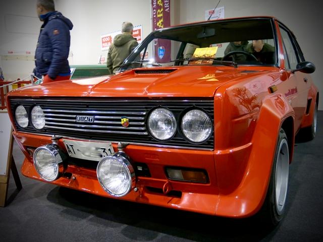 Arezzo Classic Motors - Fiat 131 Abarth Rally