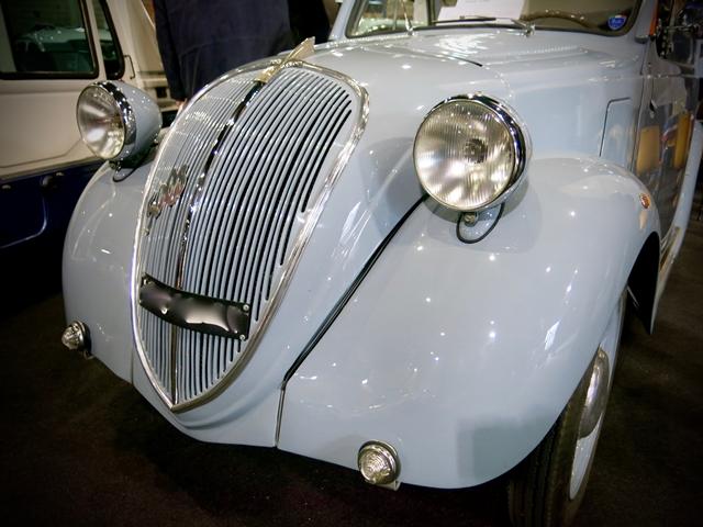 Arezzo Classic Motors - Fiat 500 B - 1948