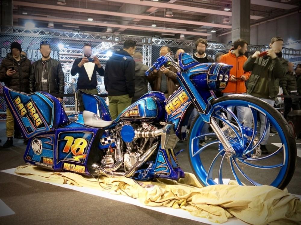 Motor Bike Expo - Drag Bag di ASSO Special BIKE