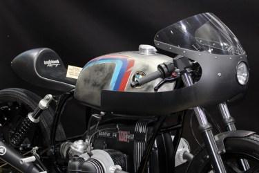 """Motor Bike Expo - Marcus Walz BMW R100 """"Schizzo Cafe Racer"""""""