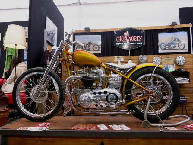 Eternal City Motorcycle Custom Show 2018 Roma moto custom Triumph Hells Angels