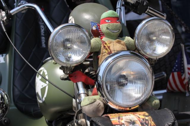 Harley Davidson al Biker Bikini Benefit 2018