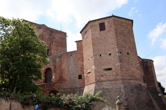 Cosa vedere a Santarcangelo di Romagna - Rocca Malatestiana