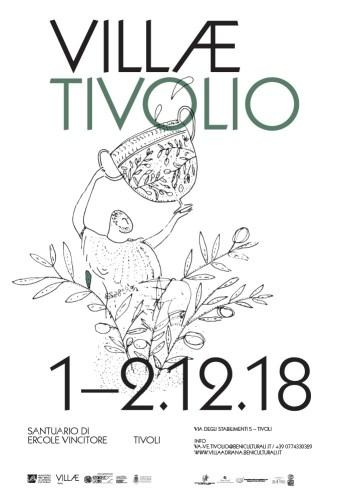 Tivolio olio Tivoli Santuario Ercole