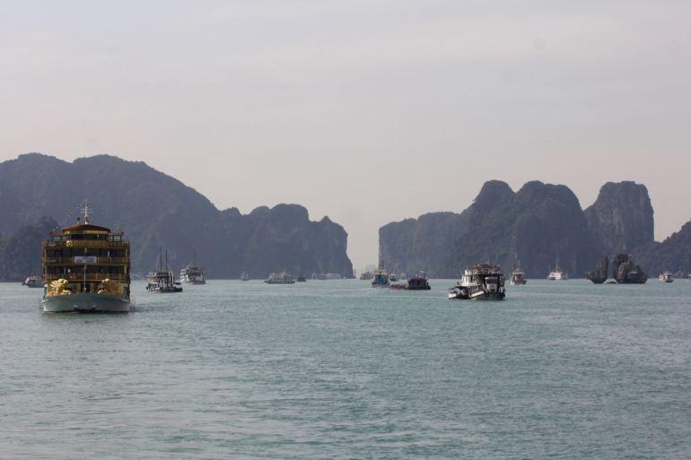 Baia di Ha Long Vietnam