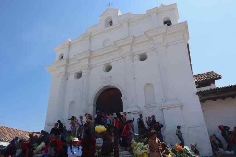 Viaggio in Guatemala Chichicastenango
