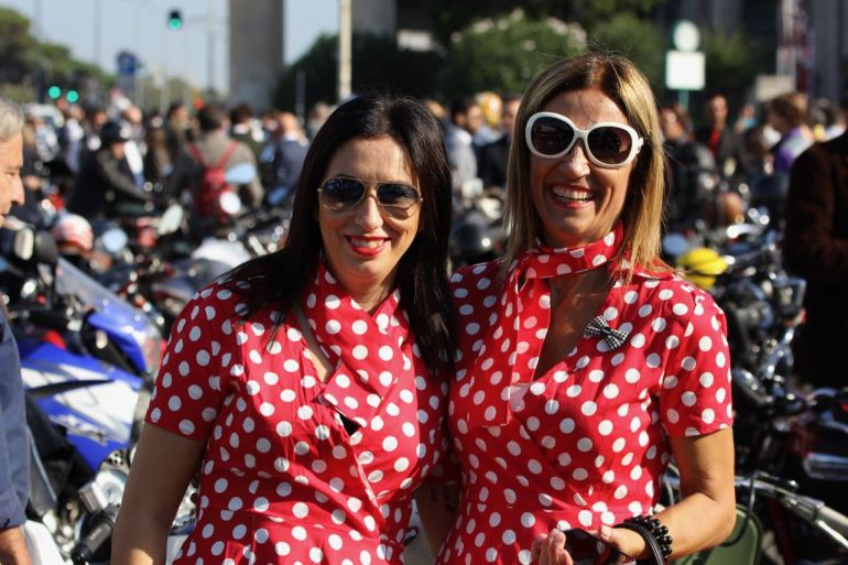 The 2019 Distinguished Gentleman's Ride