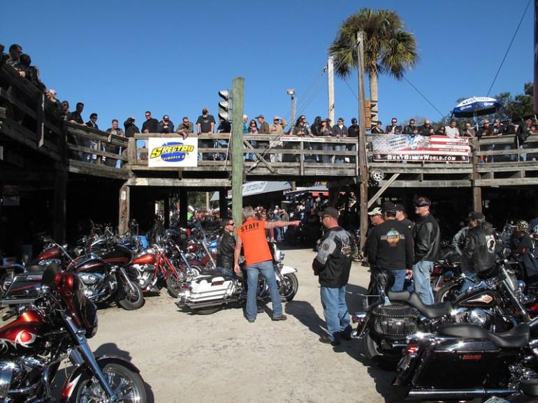 Florida in moto Daytona
