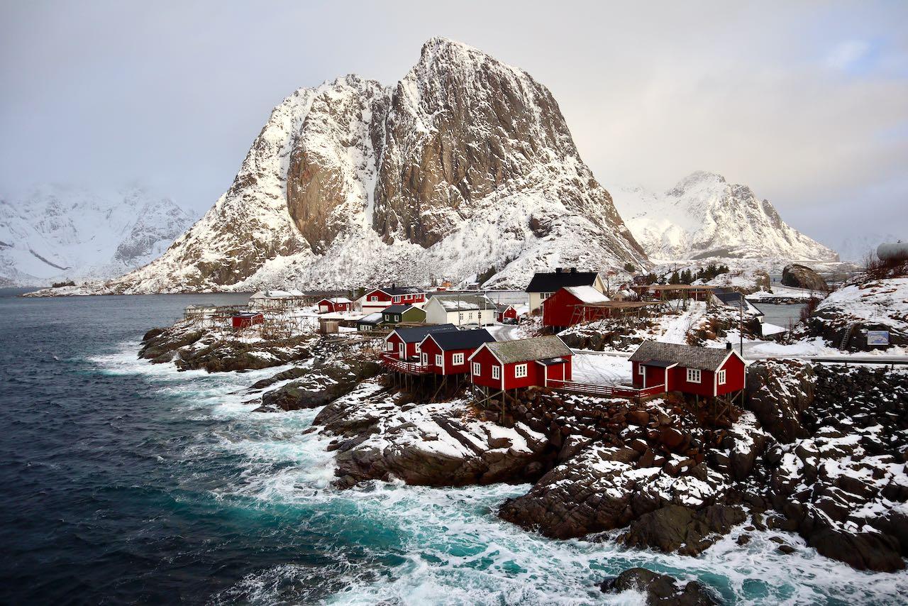 Isole Lofoten. La Norvegia da non perdere assolutamente