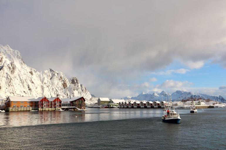 Lofoten Norvegia