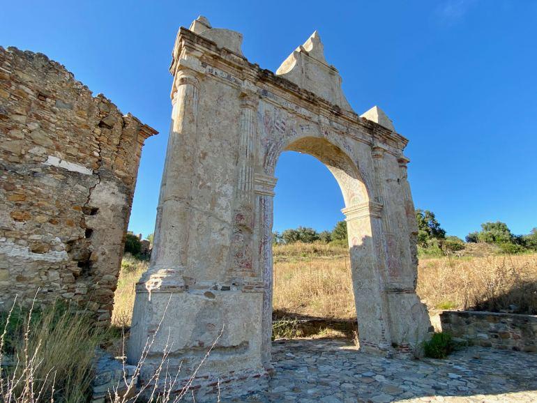 Bruzzano Vecchio Calabria