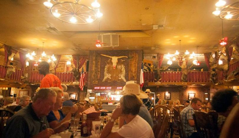 Dove mangiare a… Amarillo (Texas): Big Texan Ranch