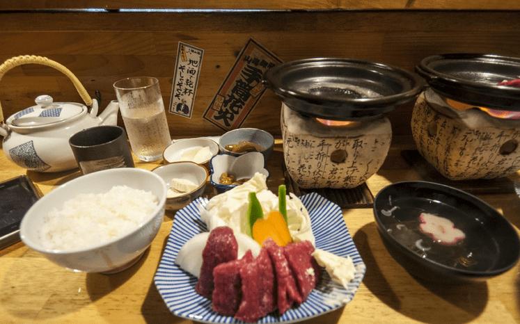 Dove mangiare a Takayama (Giappone): Yurakuan (有楽庵)