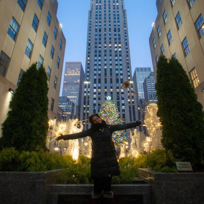 Viaggiatori per caso a New York