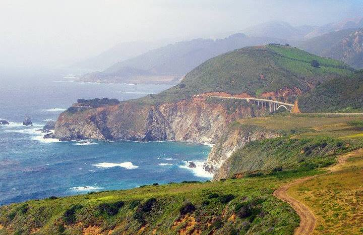 "Highway 1, la ""Strada dei Sogni"" in California"