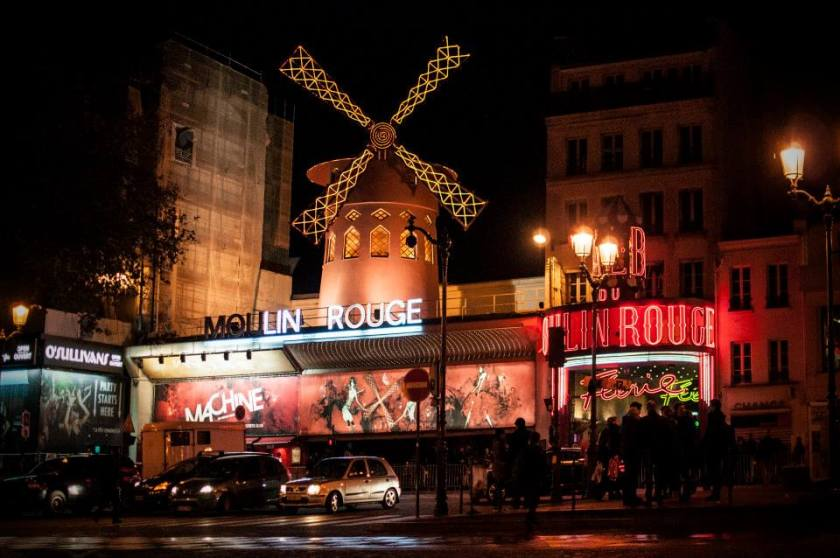 Il Moulin Rouge Paris