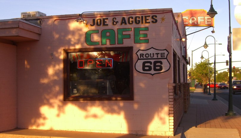 Dove mangiare a Holbrook, Route 66 (Arizona)