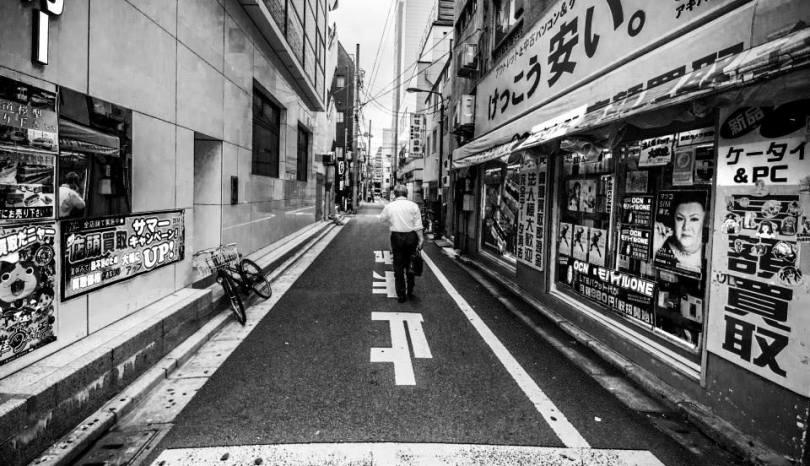Orientarsi a Tokyo in 10 mosse
